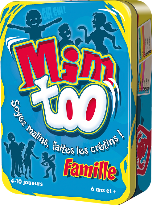 Mim too famille