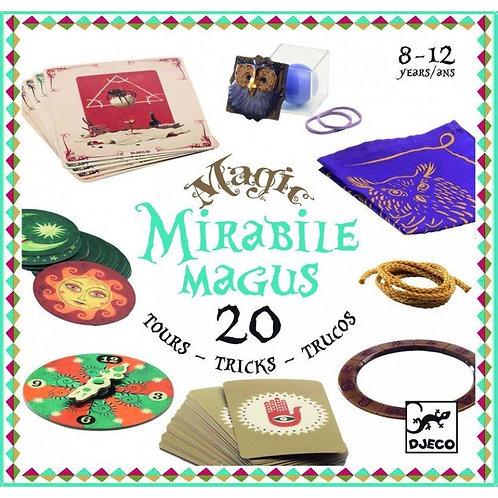 Coffret magie - Mirabile - Djeco