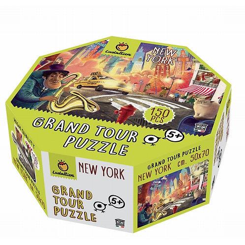 Puzzle : Grand tour New-York