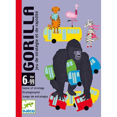 Jeu de cartes - Gorilla - Djeco