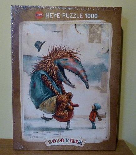 Puzzle - Zozoville - 1000 pièces