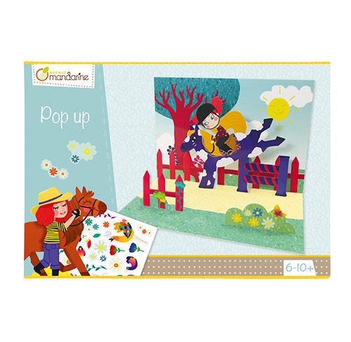 Boîte créative Pop-Up