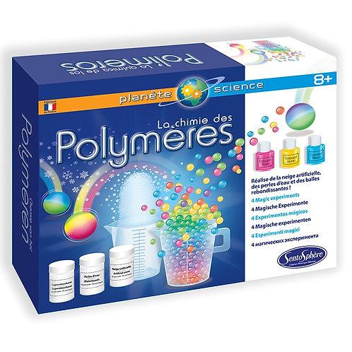 La chimie des Polymères- Sentosphère