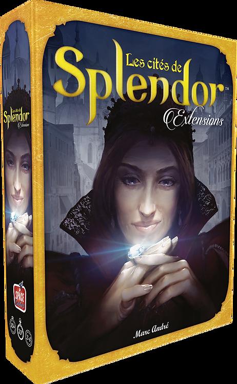 Splendor: Les cités de Splendor (EXT)