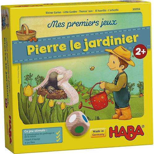 Mes Premiers Jeux : Pierre le Jardinier