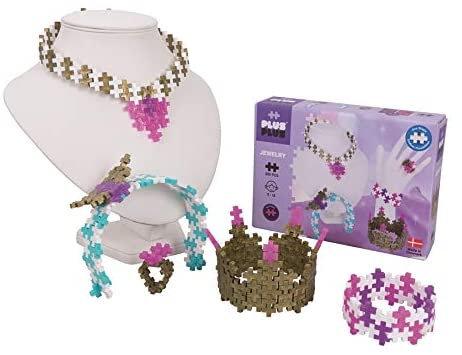Box Paillettes 220pièces bijoux - Plus Plus Mini