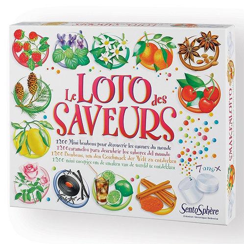 Le loto des saveurs- Sentosphère