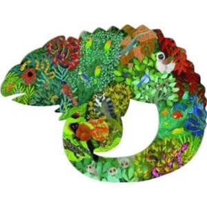 PUZZ'ART - Chameleon - 150 pcs - Djeco