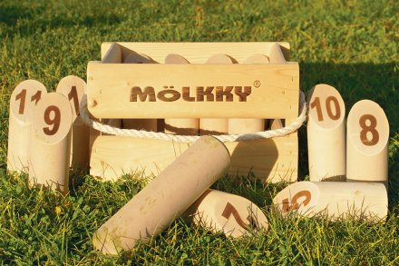 Mölkky Luxe - Tactic