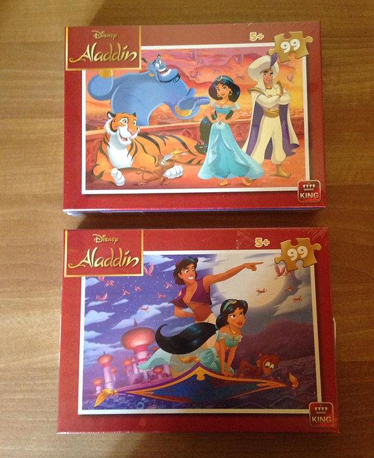 Puzzle - Aladdin - 99 pièces