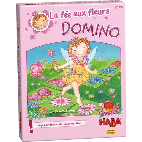 La fée aux fleurs - Domino
