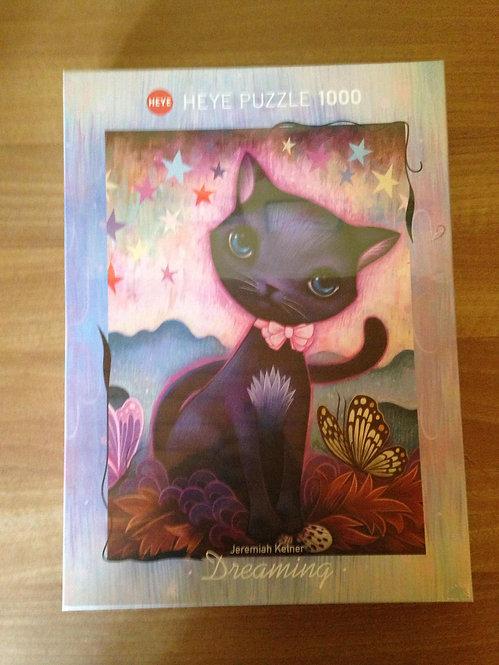 Puzzle - Chat - 1000 pièces