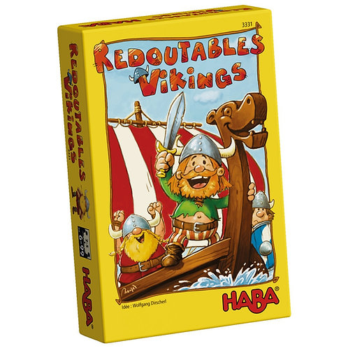 Redoutables Vikings