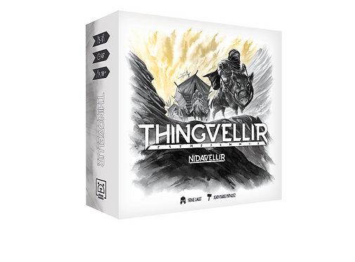 Nidavellir extension : Thingvellir