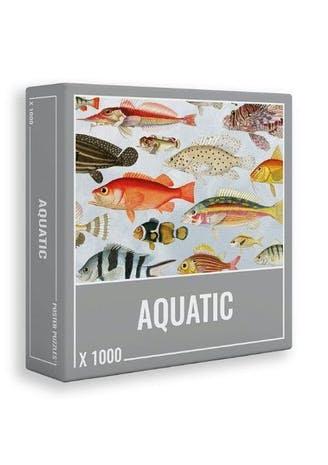Puzzle -Aquatic