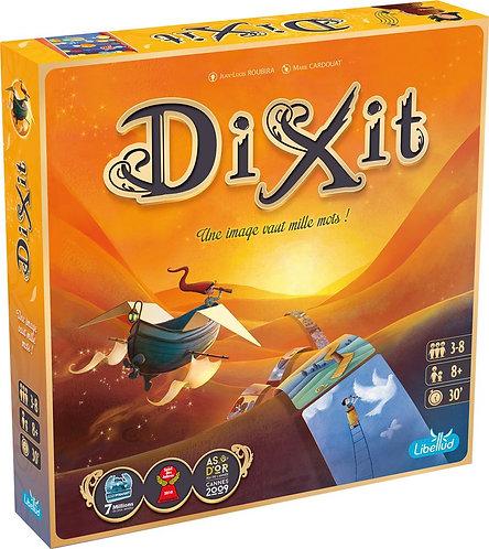 Dixit - Nouvelle version
