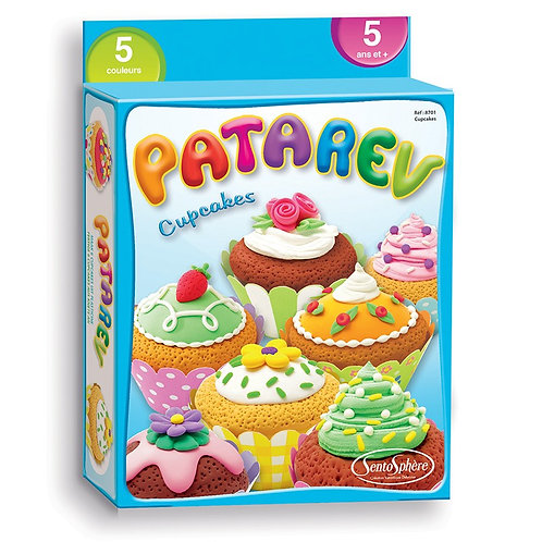 "Patarev Blister ""Cupcake"" - Sentosphère"