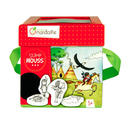 Stampi´ Mouss - Indiennes