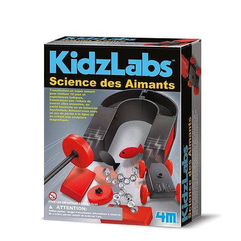 Science des Aimants - KidsLabs