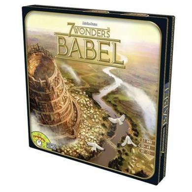 7 Wonders : Babel (Extension)