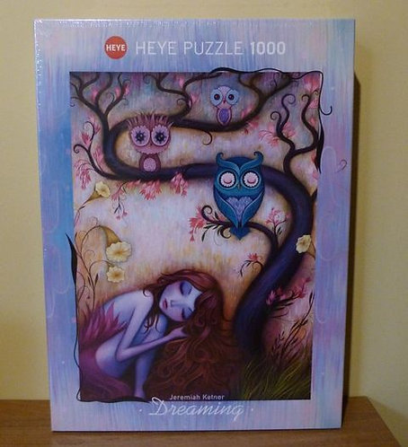 Puzzle - Heye - Dreaming - 1000 pièces