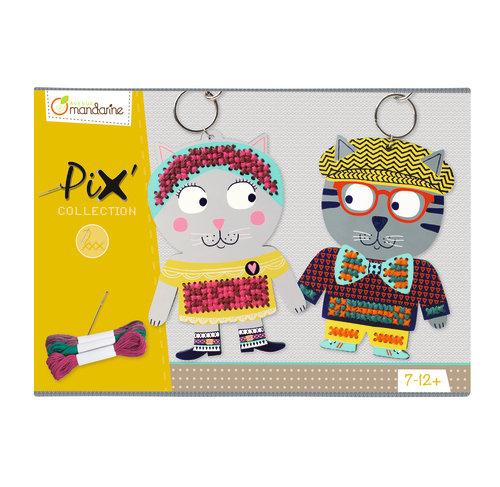 Boîte créative - Pix