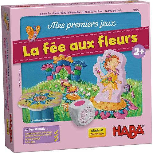 La fée aux fleurs - Mes premiers jeux