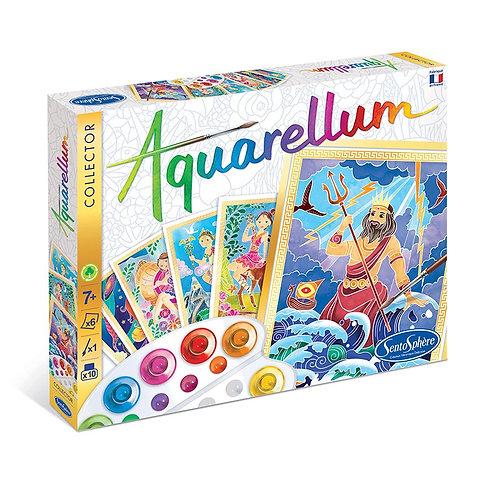 """Aquarellum Collector """"Mythologie"""" - Sentosphère"""