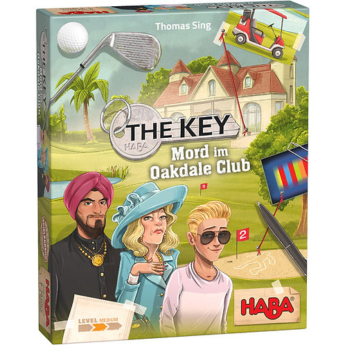 The Key – Meurtres au golf d'Oakdale