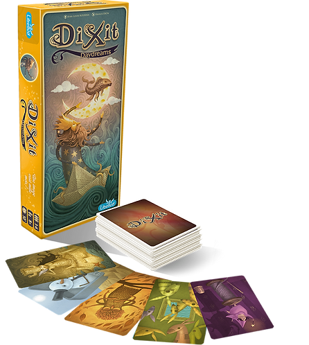 Dixit 5 - Day Dreams - Extension