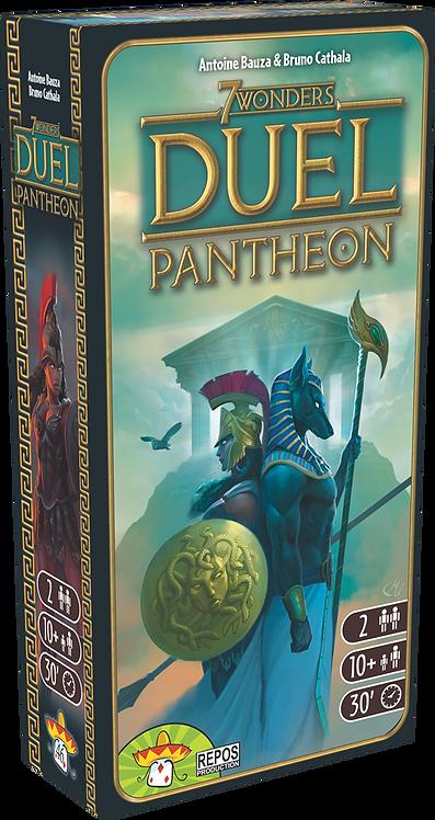 7 Wonders : Panthéon (EXT)