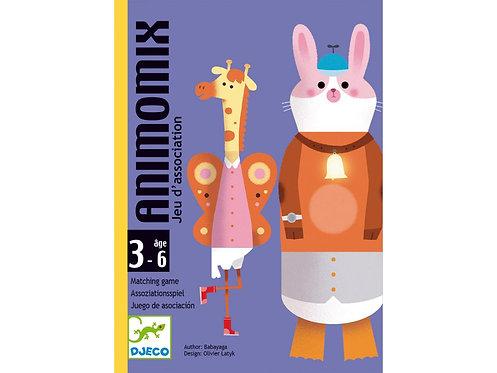 Jeu de cartes - Animomix - Djeco