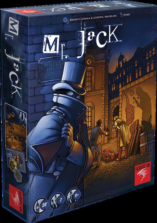 Mr Jack : London