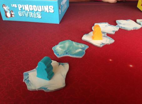 Les pingouins givrés, un jeu de course bondissant...