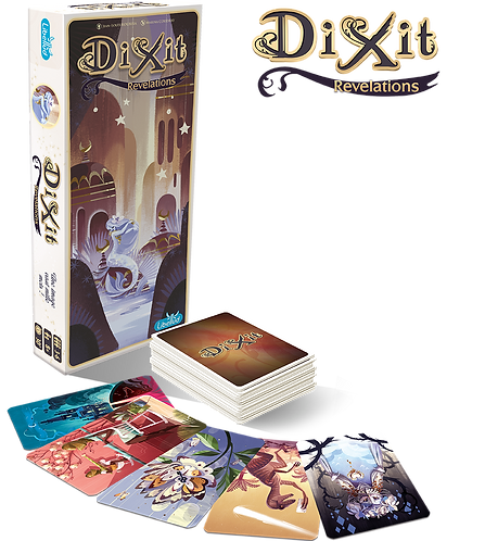 Dixit 7 - Revelations - Extension