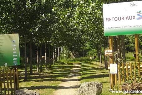 Lot-et-Garonne : Le parc Retour aux Sources et la voie verte du Canal latéral de la Garonne
