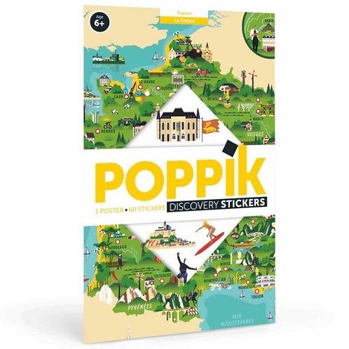Poppik France - Poster éducatif