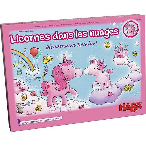 Bienvenue à Rosalie ! - Licornes dans les nuages