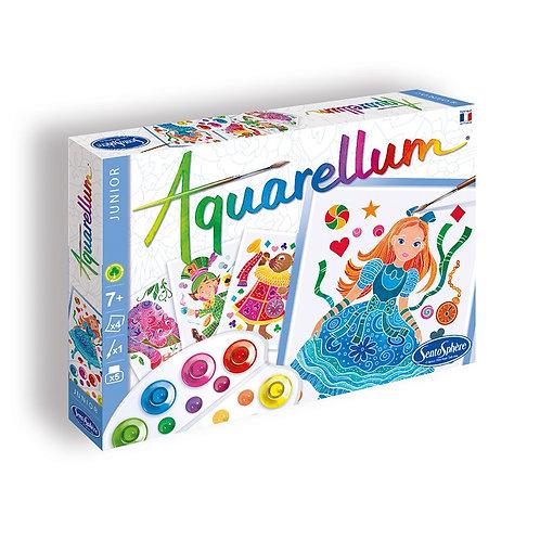 "Aquarellum Junior ""Alice au pays des merveilles"" - Sentosphère"