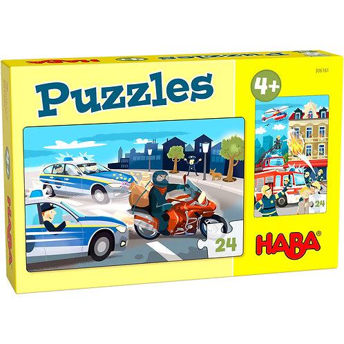 Puzzle - Pin Pon, Pin Pon