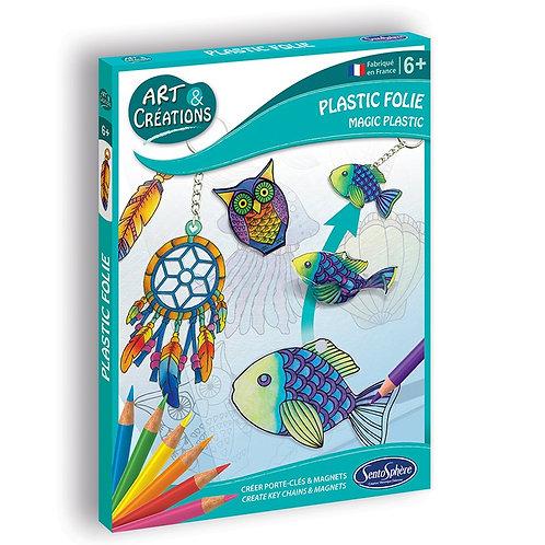 Plastic Folie- Sentosphère