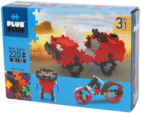 Box Basic 220 pièces - Plus Plus Mini