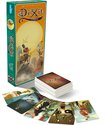 Dixit 4 - Origins - Extension
