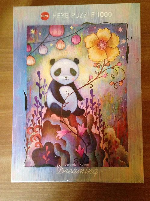 Puzzle Heye - Panda - 1000 pièces