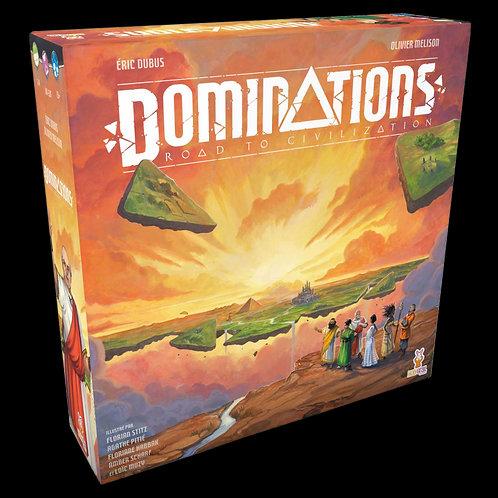 Dominations : Road to Civilization