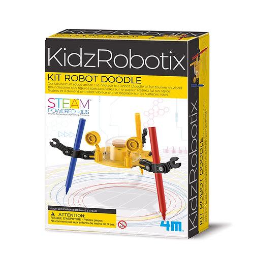 Kit Robot Doodle - KidzRobotix