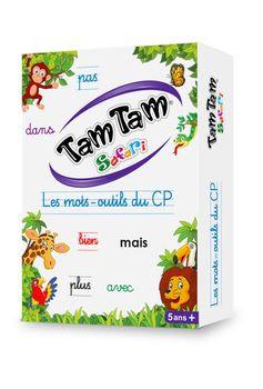 Tam Tam Les mots d'outils du CP
