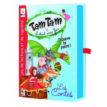 Tam Tam - Les contes