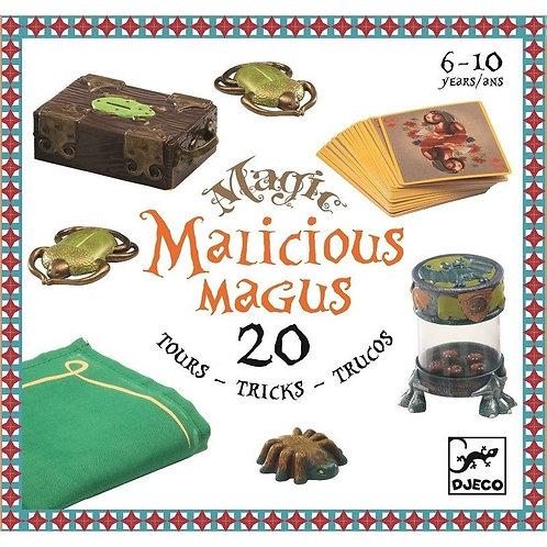 Coffrte magie - Malicious - Djeco