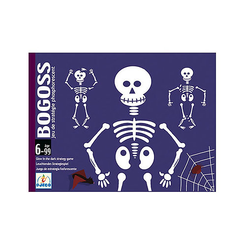 Jeu de cartes - Bogoss - Djeco